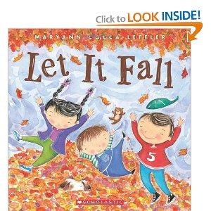 let it fall - Thanksgiving Books For Kindergarten