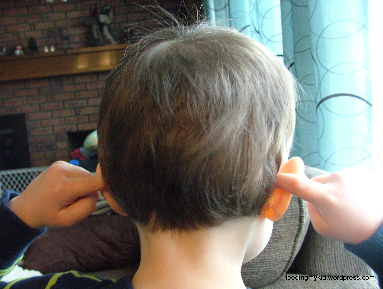 Cutting Boys Hair Feedingmykid - How to cut boys hair