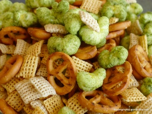 travel snack mix